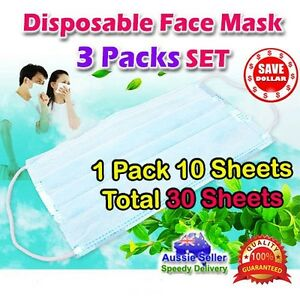 30pcs-Packed-Ear-loops-Disposable-Dust-Face-Masks-Surgical-Medical-Nail-Dental