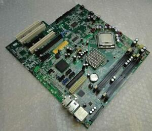 Genuine Dell OEM 0X8582 X8582 Socket LGA 775 Motherboard with Backplate