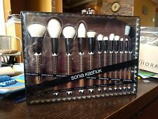 SONIA KASHUK 12pc Brush Set EXOTIC ARTISAN Powder Contour Shader Eye SEALED