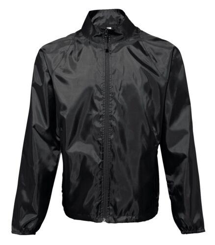 c Showerproof lampe festivals d/'été-noir s 2786 léger veste TS010
