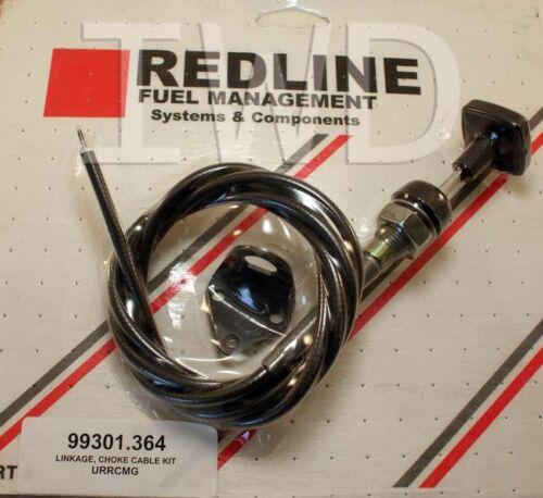 Universal Weber Carburetor Choke cable w//bracket great quality /& free shipping