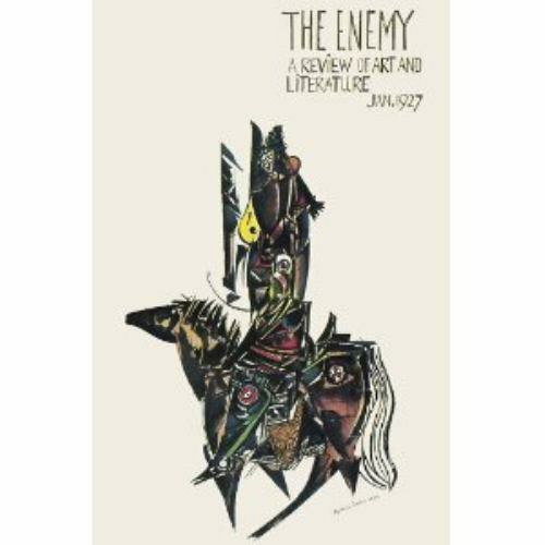 The Enemy: A Review of Art and Literature, Lewis, Wyndham, Excellent Book