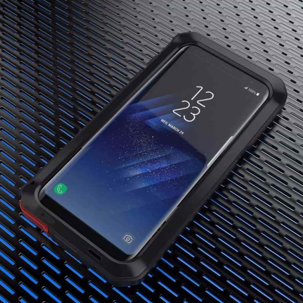 buy online bcade cce6c Details about For Samsung Galaxy Note 9 8 SHOCKPROOF Aluminum Gorilla METAL  Cover Case