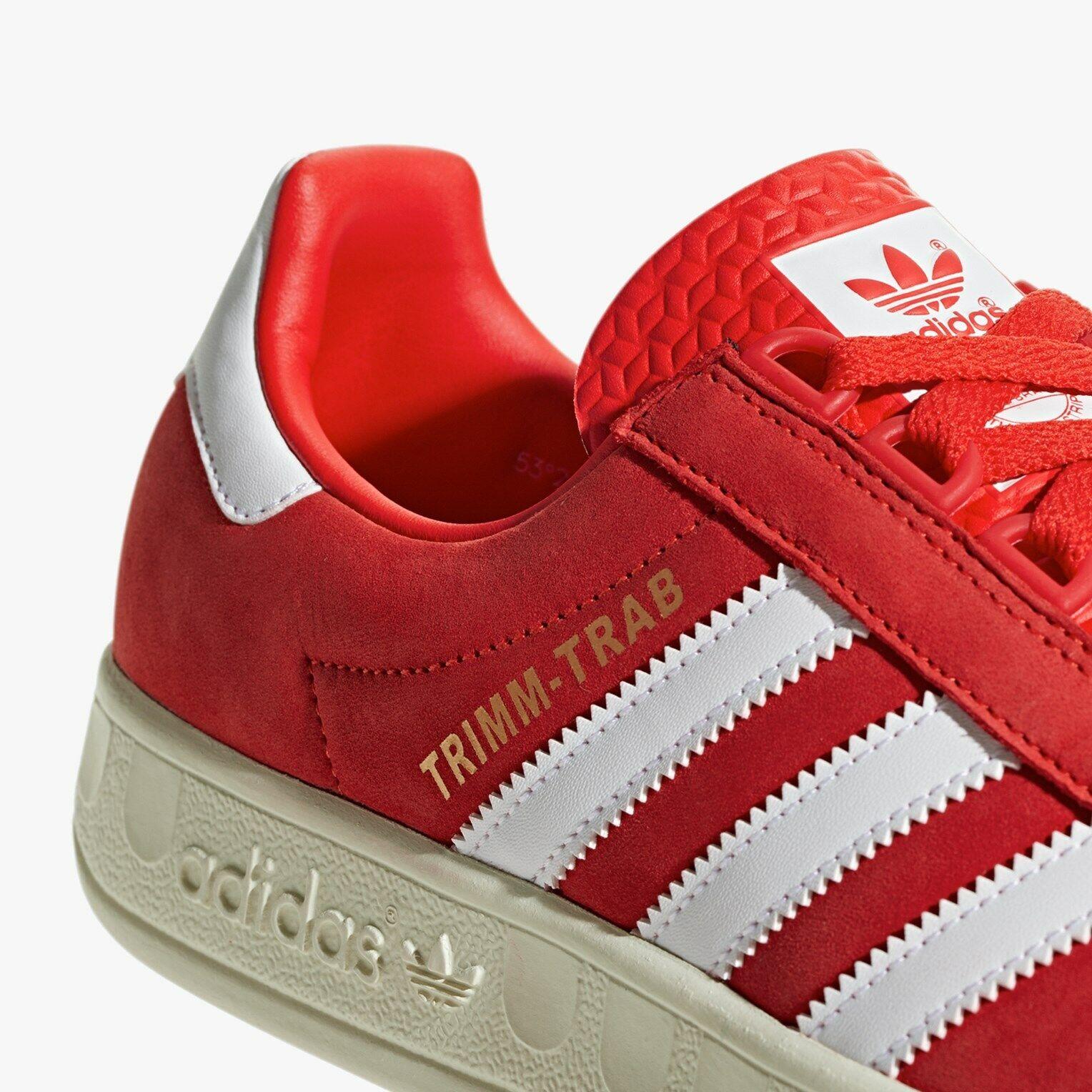 EntièreHommest neuf dans sa boîte Adidas Trimm Trab UK 10 Pack Rivalry Merseyside rouge BD7629