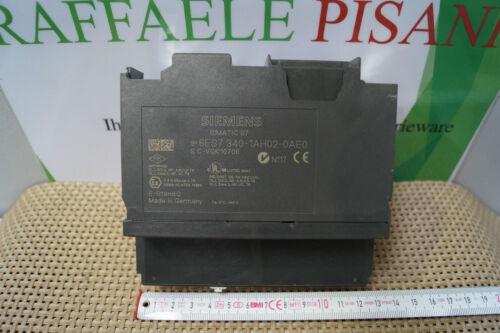 Gehäuse leicht beschädigt Siemens Simatic S7 6ES7 340-1AH02-0AE0