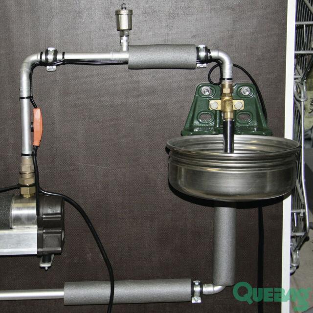 Kerbl 223586 Frostschutz Heizleitung 4m mit Thermostat
