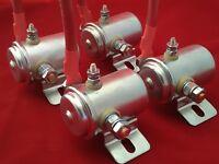 Spx Fenner Stone Hydraulic Power Unit 12vdc Solenoids Hp1 Ks1 2145aa