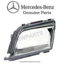 Genuine Mercedes r129 Xenon Headlight Lens Lamp Glass Left Driver OE 1298202966