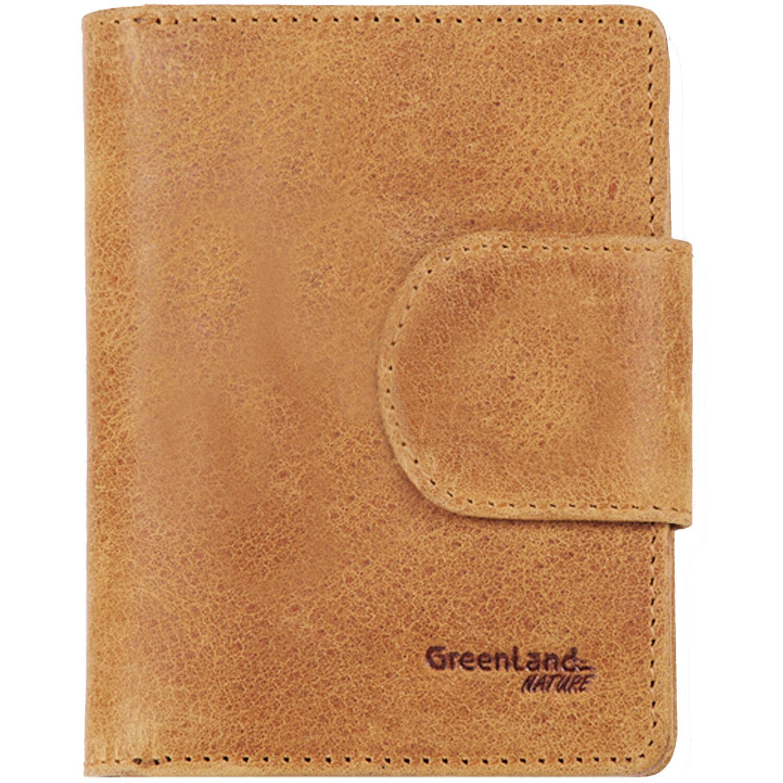 Grünland Light Geldbörse Portemonnaie Clip Leder 9 cm (natur) (natur) (natur)   Praktisch Und Wirtschaftlich  9dc800