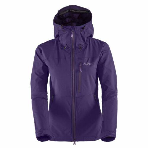 Plum *Womens* ALPKIT Resolute Soft Shell Jacket Size 8
