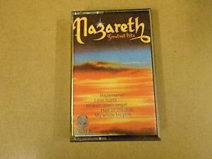 MUSIC-CASSETTE-NAZARETH-GREATEST-HITS