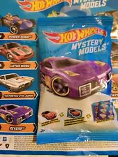 SPIN KING //// SEALED hotwheels HOT WHEELS MISTERY MODELS 2013 European