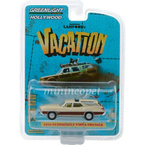 GREENLIGHT-44840E-NATIONAL-LAMPOON-S-VACATION-1970-OLDSMOBILE-VISTA-CRUISER-1-64