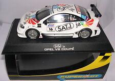 RC Car Body 1:10 Unpainted Vauxhall Astra V8 Coupe Decor Gmac DTM 2003 Menu 8