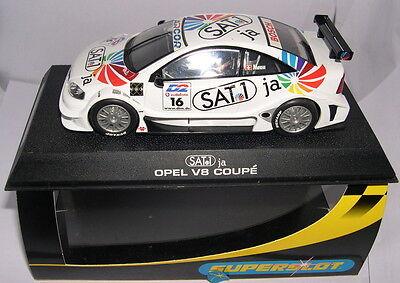 "The Best Bestellung H2409 Opel Astra V8 CoupÉ ""sat 1 #16"" Menu Scalextric Uk Elektrisches Spielzeug"