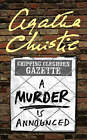 Miss Marple: A Murder is Announced by Agatha Christie (Paperback, 2002)