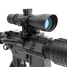 Ncstar 3-9X42 Mark III Tactical GEN II Quick Release P4 SNIPER Rfile Scope