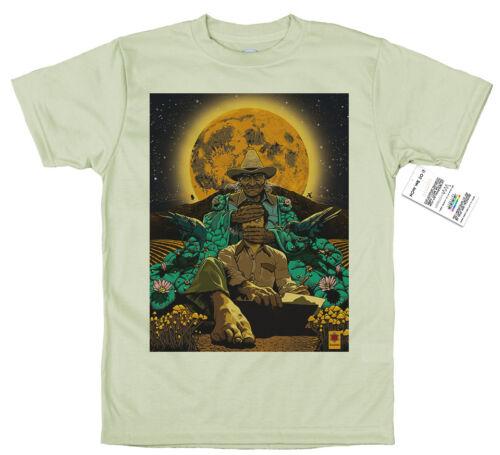 Carlos Castaneda T shirt Artwork by rosenfeldtown