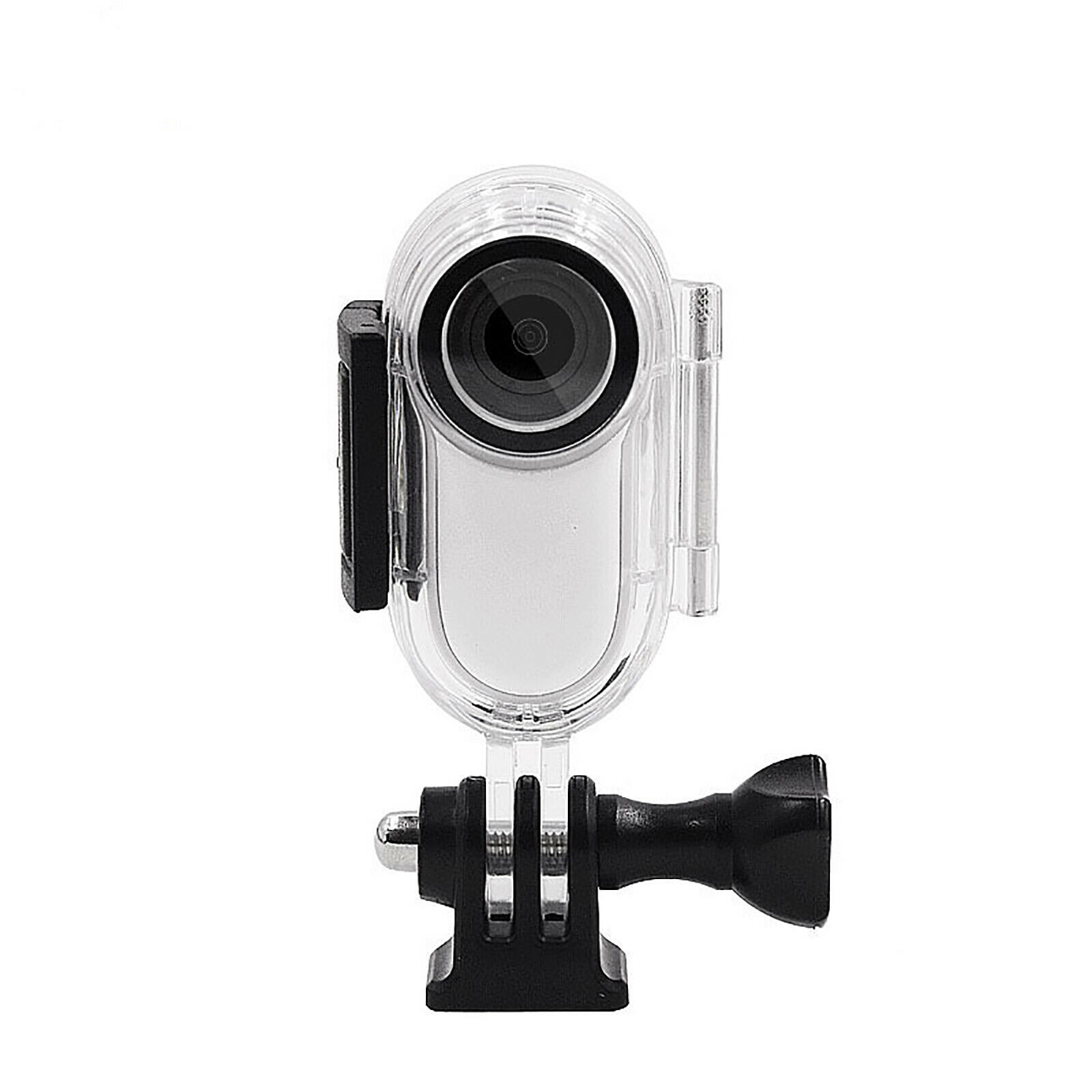 For Insta360 Go2 Thumb Camera Waterproof Case Protective Cover Housing Shell ZIT
