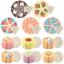 Mooncake-Mold-Press-11-Stamps-Flower-2-Sets-Cookie-Press-Decoration-Tools-Baking miniatuur 2