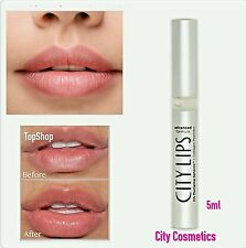"""Lip Plumper From City Lips. Fuller-Youthful Look. 5ml  - """"Clear"""" Authentic"""