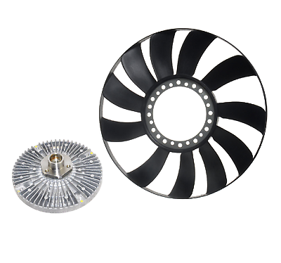 Fan Blade Kit for Audi A4 VW Volkswagen Passat 1.8L 2.0L New Engine Fan Clutch