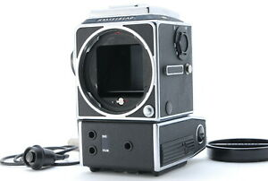 FEDEX-NEAR-MINT-HASSELBLAD-555ELD-CHROME-BODY-6X6-WITH-ACUTE-MATTE-SCREEN