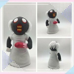 10 Inch Horror Game Granny Plush Figure Toy Soft Stuffed Doll Kids Xmas Gifts Uk Ebay