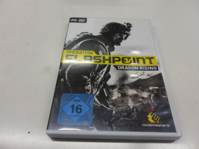 PC  Operation Flashpoint: Dragon Rising
