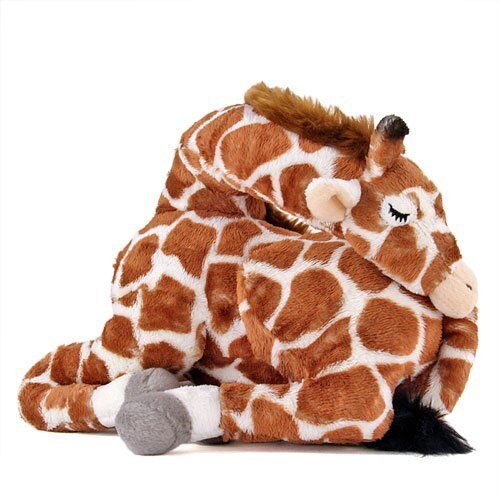 Sleeping Giraffe Plush Stuffed Animal  COLORATA
