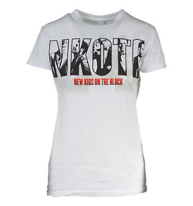 NEW-KIDS-ON-BLOCK-OUTLINES-WOMEN-WHITE-T-SHIRT