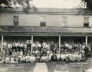 ANTIQUE-VINTAGE-FINE-1932-INDIANAPOLIS-CAMERA-CLUB-GREENCASTLE-IN-CAMMACK-PHOTO