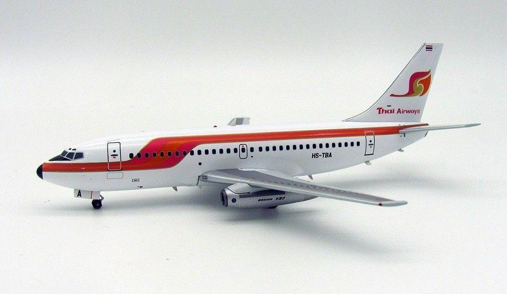 Jfox Jf7372008 1 200 Thai Airways Internacional Boeing 737-200
