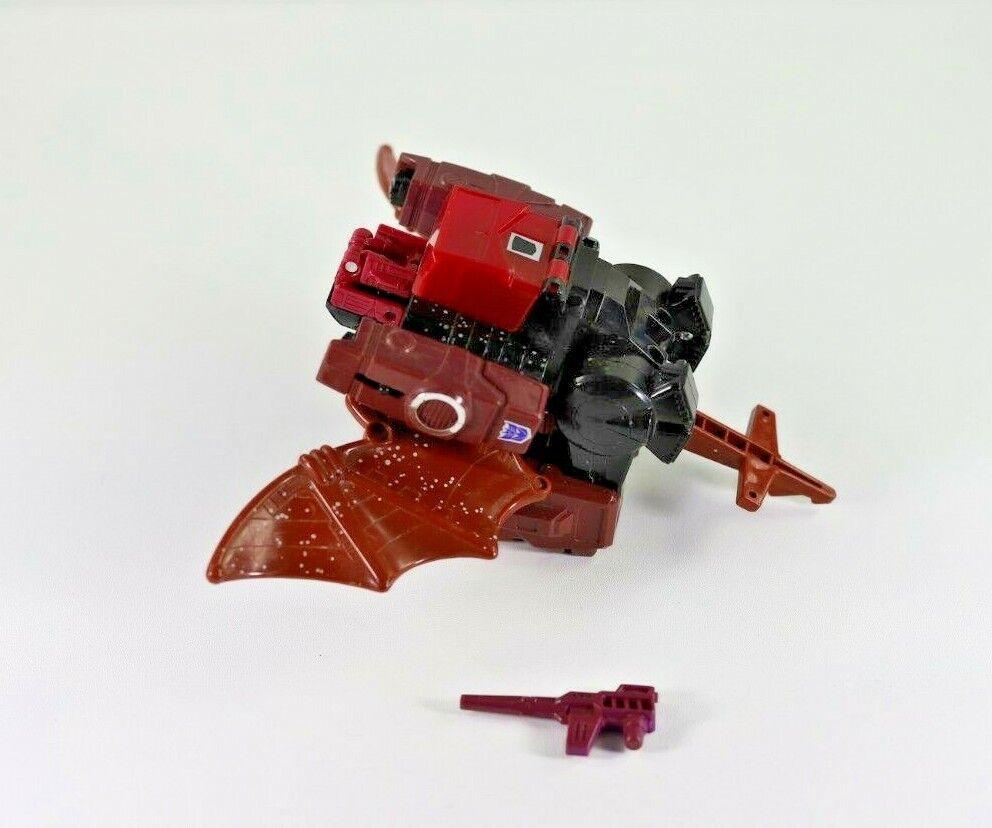 Vintage Hasbro Transformers 1987 G1 Mindwipe Complete Headmaster
