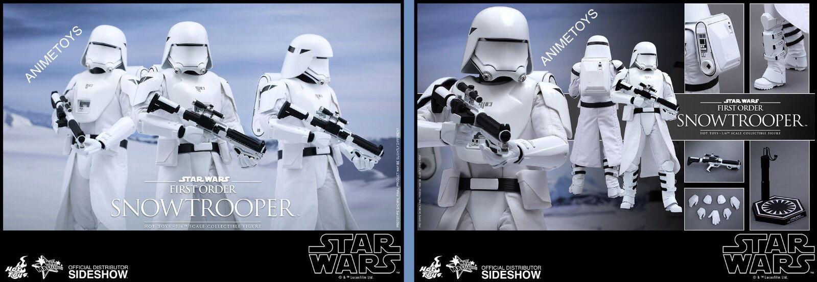 HOT TOYS – STAR WARS Episode VII – First Order Snowtrooper