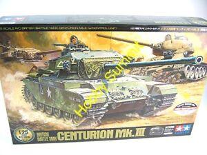Tamiya-1-25-R-C-British-CENTURION-MK-III-Full-Set-2-4GHz-Battle-Tank-Kit-56604