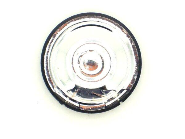 1x Petit Haut-parleur 32Ω (haut-parleur,haut-parleur,interphone) Nr.5 Bas Prix