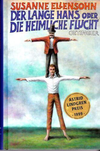 1 von 1 - Der lange Hans oder Die heimliche Flucht von Susanne Ellensohn NEU