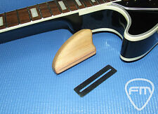 MINI FRET CROWNING FILE Luthier Tool - Guitar Bass + Fretboard protector DIY kit