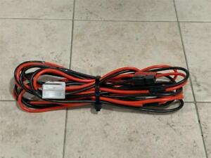 Kenwood-T-style-Connector-to-Power-Poles-DC-CORD-9-ft