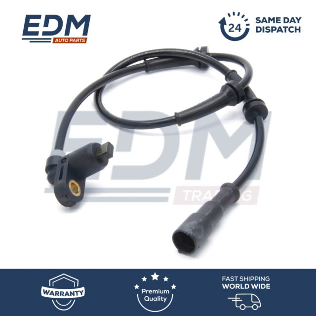 ABS Sensor Front  Left//Right Renault Clio Kangoo 1.2 1.4 1.5 1.6 2.0 8200186294