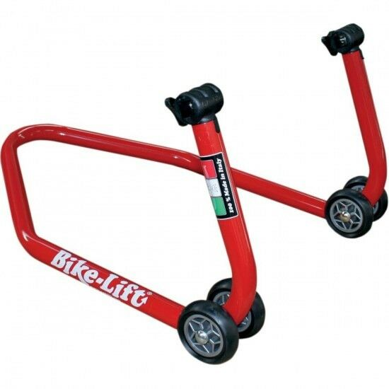 Rear stand red - Bike lift RS-17