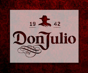 Details about Don Julio Tequila 8 5