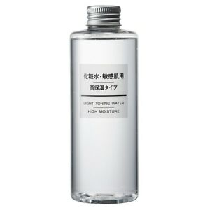 MUJI-Light-Toning-Water-Skin-Lotion-for-Sensitive-Skin-High-Moisture-type-200ml