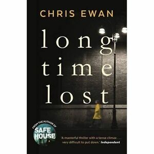 Long-Time-Lost-by-Ewan-Chris-Paperback-Book-9780571307494-NEW