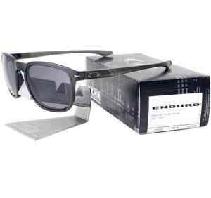 e216496c664 Oakley OO 9223-09 ENDURO Matte Grey Smoke Frame Grey Lens Mens ...