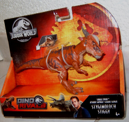 Jurassic World tombent Kingdom Stygimoloch Dino attaque Rivals gcr56 Nouveau//Neuf dans sa boîte