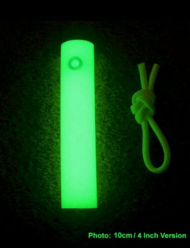 INDESTRUCTIBLE Super Bright And Completely Safe!! 100/% REUSABLE Glow stick