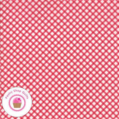 Moda GOOD TIDINGS 18666 18 Blue White Dots BRENDA RIDDLE Quilt Fabric CHRISTMAS