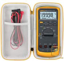 Carrying Case For Fluke Multimeter Protective Replacement Hard 87 V Digital